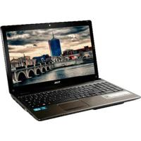 "Notebook Acer As5750-6651 Intel Core I3 - 15.6"", Ram 6Gb, Hd 500Gb Windows 7 Home Basic"