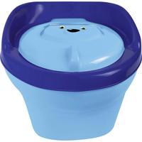 Troninho Baby Musical Azul Styll Baby