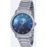 Kit Relógio Feminino Mondaine 53606L0Mvne6K Analógico 5Atm + Pulseira