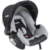Bebê Conforto Cozycot De 0 A 13 Kg Cinza E Preto - Kiddo