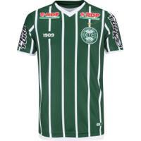 Camisa Do Coritiba Ii 2019 - Masculina - Verde/Branco