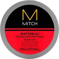 Paul Mitchell Mitch Matterial 85Gr Masculino Cera - Masculino-Incolor