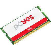 Memoria Pcyes Sodimm 4Gb Ddr3 1333Mhz Pm041333D3So
