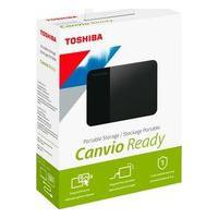 Hd Externo Toshiba Portátil Canvio Ready, 2Tb, Usb 3.0 - Hdtp320Xk3Aa