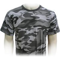Camiseta Camuflada Urbana (Batalhão De Choque)
