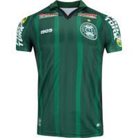 Camisa Do Coritiba Iii 2019 - Masculina - Verde/Verde Esc