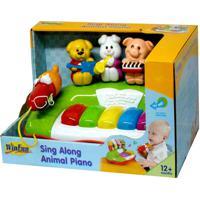 Yes Toys Piano De Bichinhos Cante Juntos Gulliver Brinquedos Ref:14634
