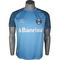 Camisa Masculina Umbro Grêmio Treino 2018