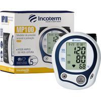 Aparelho De Pressão Incoterm Automático De Pulso Mp100
