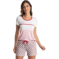 Pijama Lovely Curto