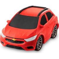 Carrinho Chevrolet Kids Onix Vermelho – Roma