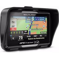 Gps Para Moto Tracker 4.3 Polegadas A Prova Da Água Bluetooth Multilaser