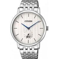 Relógio Citizen Tz20760Q Aço Analogico Masculino - Masculino-Prata