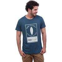 Camiseta Limits Fio Tinto Lagoa Azul Searching Rj
