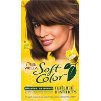 Tintura Wella Soft Color Kit Creme Sem Amônia Cor 60 Louro Escuro