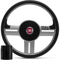 Volante Rallye Comando De Som Pelicula Multifuncional Fiat