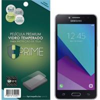 Pelicula Hprime Protetora Samsung J2 Prime Vidro Temperado