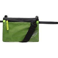 Clutch Verde E Preto Net | Fiever