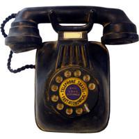 Telefone Kasa Ideia Vintage Decorativo