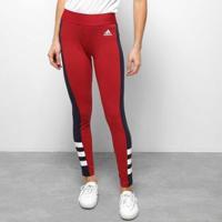 Calça Legging Adidas Sid J Feminina - Feminino