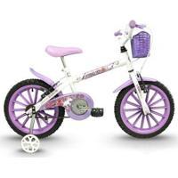 Bicicleta Track Bikes Pinky Infantil Aro 16 - Unissex