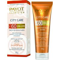 Protetor Solar Facial Clinicien City Care Fps 60 - Payot Único
