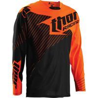 Camisa Para Motocross Thor Core 16 Hux - Masculino