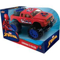 Brinquedo Do Homem Aranha Carrinho De Fricção Toyng 38818