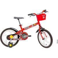 Bicicleta Aro 16 Minnie - Caloi