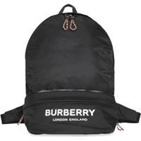 Burberry Pochete Com Logo - Preto