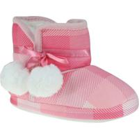 Pantufa Infantil Liang Pink