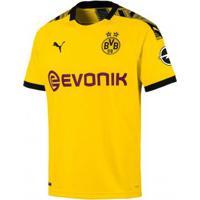 Camisa Puma Bvb Borussia Home Shirt Masculina