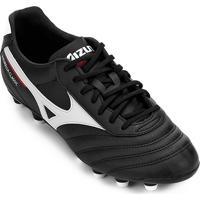 8c7849db41 Netshoes  Chuteira Campo Mizuno Morelia Classic Md P - Unissex