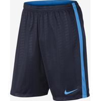Shorts Nike Academy Jacquard Masculino