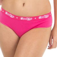 Calcinha Boneca Pink Capricho - 461.023 Capricho Lingerie Boneca Rosa