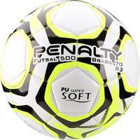 f76ed3bf8b Netshoes  Bola Futsal Penalty Brasil 70 R3 500 Ix - Unissex