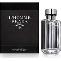 Perfume Masculino L'Homme Prada Eau De Toilette 50Ml - Masculino