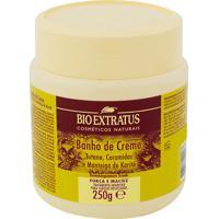 Creme De Tratamento Bio Extratus Tutano, Ceramidas E Manteiga De Karité 250G
