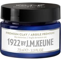 Cera Keune 1922 Premium Clay 75Ml - Unissex-Incolor