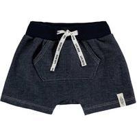 Bermuda Jeans Preto Luc.Boo