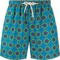 Peninsula Swimwear Short De Natação Panarea M2 - Azul