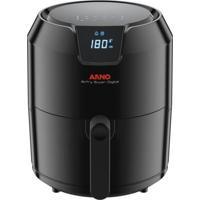 Fritadeira Arno Gfry Super Digital Preta Sem Óleo 220V Capacidade De