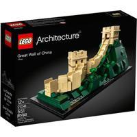 Lego Architecture - Grande Muralha Da China - 21041