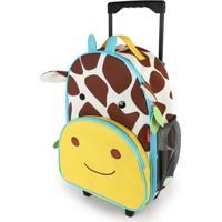 Mochila De Rodinha Infantil Skip Hop Zoo Girafa - Unissex
