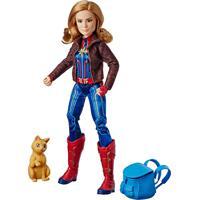 Boneca Capitã Marvel Deluxe - Hasbro
