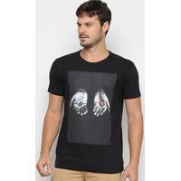 Camiseta Reserva Pica Pau Pílula Masculina - Masculino