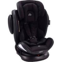 Cadeira Para Auto Multikids Baby Softfix 0-36Kg Preta - Bb627 Bb627
