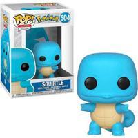 Boneco Funko Pop Pokemon Squirtle 504 - Unissex