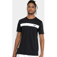 6f6427567b ... Camiseta Nikecourt Dry Rafa Masculina - Masculino-Preto+Branco