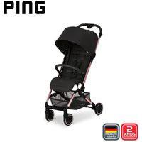 Carrinho De Bebê Ping Rose Gold 0 A 15Kg Abc Design